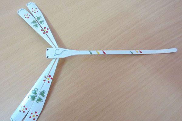 Bamboo Fly2